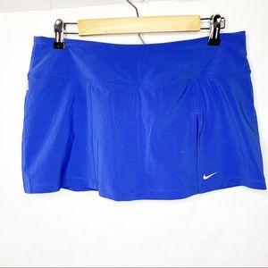 Nike Tennis   Dri-Fit Skort Size Large
